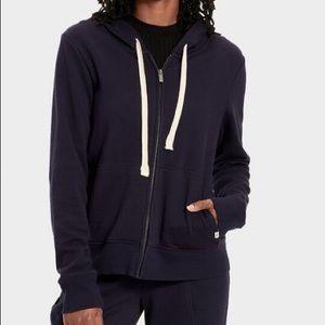 UGG NANCY zip up hoodie sweater jacket